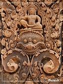 96吳哥窟:A1200石雕-女皇宮-吳哥窟