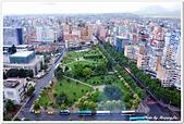107-2阿爾巴尼亞:A10706091470鳥瞰市容-HOTEL PLAZA View Bar-提拉那-阿爾巴尼亞.jpg