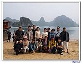 96北越:A0334團體照-瞭望島-下龍灣