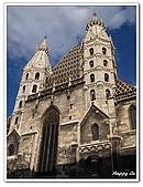 96捷克-塔拉小鎮:A76163382聖史蒂芬大教堂-維也納