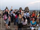 96吳哥窟:A1274賞夕陽人潮-巴肯山-吳哥窟