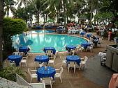 95泰國行:A055村棧池畔自助餐