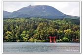 104日本_箱根、河口湖:A10405101716水中鳥居-蘆之湖-箱根.jpg