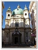 96捷克-塔拉小鎮:A76163408教堂-維也納