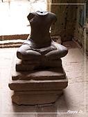 96吳哥窟:A1342斷頭神像-寶劍塔-吳哥窟