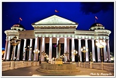 107-2馬其頓:A10706051073夜景-考古博物館-史高比耶-馬其頓.jpg
