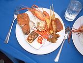 95泰國行:A059碳烤海鮮-村棧池畔自助餐
