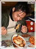 93韓國行:A0008翰吃焗烤年糕-東大門