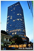 107-2阿爾巴尼亞:A10706081463夜景-HOTEL PLAZA-提拉那-阿爾巴尼亞.jpg