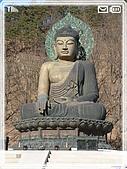 93韓國行:A0063大佛-雪嶽山