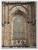 96捷克-窗之藝術:A76152630金色之窗-聖維塔教堂-布拉格