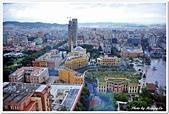 107-2阿爾巴尼亞:A10706091464鳥瞰市容-HOTEL PLAZA View Bar-提拉那-阿爾巴尼亞.jpg
