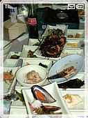 93韓國行:A0115生海膽-海鮮大餐-韓華渡假村附近