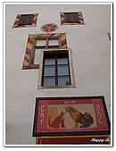 96捷克-窗之藝術:A76110599招牌-庫倫洛夫