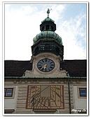96捷克-塔拉小鎮:A76163448日晷-皇宮-維也納