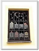 96捷克-窗之藝術:A76110605窗-庫倫洛夫