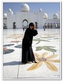 99阿布達比-阿拉伯聯合大公國:B9902170365漫-榭赫扎伊清真寺-阿布達比.jpg