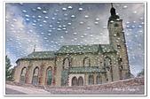 104斯洛伐克:A10409303534m倒影-聖瑪利亞教堂-班斯卡比斯翠卡-斯洛伐克.jpg