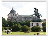 96捷克-塔拉小鎮:A76163467英雄廣場-維也納