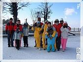 93韓國行:A0180合照-山頂-龍平滑雪場