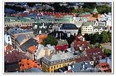 104拉脫維亞:A10409220748聖彼得教堂尖塔鳥瞰-里加-拉脫維亞.jpg