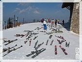 93韓國行:A0197雪橇-山頂-龍平滑雪場