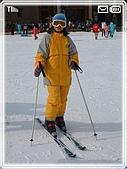 93韓國行:A0212柔滑雪-龍平滑雪場