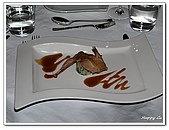 96捷克-餐飲美食:A76153019前菜鵪鶉-米其林評鑑餐廳 Mlynec-布拉格