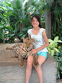 95泰國行:A164豹漫-東芭樂園