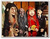 96捷克-櫥窗商品:A76142212木偶-櫥窗-小區-布拉格