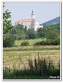 96捷克-帖契......:A76100035城堡-奧捷邊界