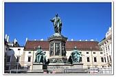 104奧地利:A10410024193法蘭茲二世雕像-霍夫堡-維也納-奧地利.jpg