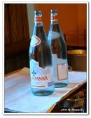 99阿布達比-阿拉伯聯合大公國:B9902170395一瓶350元的礦泉水-七星級餐廳-酋長皇宮飯店-阿布