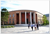 107-2阿爾巴尼亞:A10706081455中央銀行-提拉那-阿爾巴尼亞.jpg