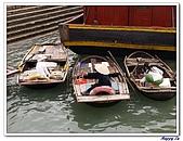96北越:A0068小販船-下龍灣碼頭