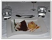 96捷克-餐飲美食:A76153027甜點蘋果派-米其林評鑑餐廳 Mlynec-布拉格