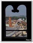 96捷克-窗之藝術:A76152977火藥塔頂-布拉格