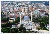 107-2阿爾巴尼亞:02A10706091478鳥瞰市容-HOTEL PLAZA View Bar-提拉那-阿爾巴尼亞.jpg