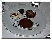 96捷克-餐飲美食:A76153031素食甜點-米其林評鑑餐廳 Mlynec-布拉格
