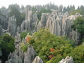 95雲南香格里拉:A078石林