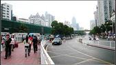 香港 深圳 西安:深圳公交站