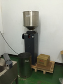 行動相簿:磨豆機