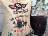 麻袋生豆:哥倫比亞考卡