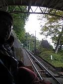 971016~20:第一站是搭斜的電纜車