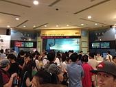台北101登高賞景:12排隊購票的人潮.jpg