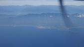 台北到台東的班機上:成功新港海岸