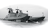 海軍左營基地參訪:康定級艦(拉法葉)