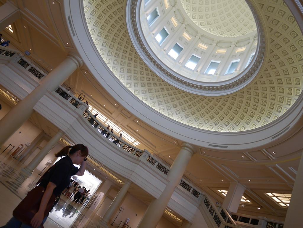 17大廳2.jpg - 奇美博物館