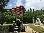 毋忘八二三:陸軍M594-155釐米加農砲.JPG