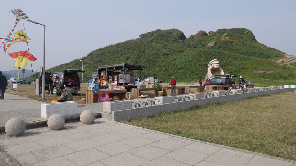 27環保公園小販.jpg - 潮境公園 望幽谷
